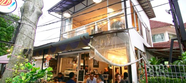 U Coffee Bandung