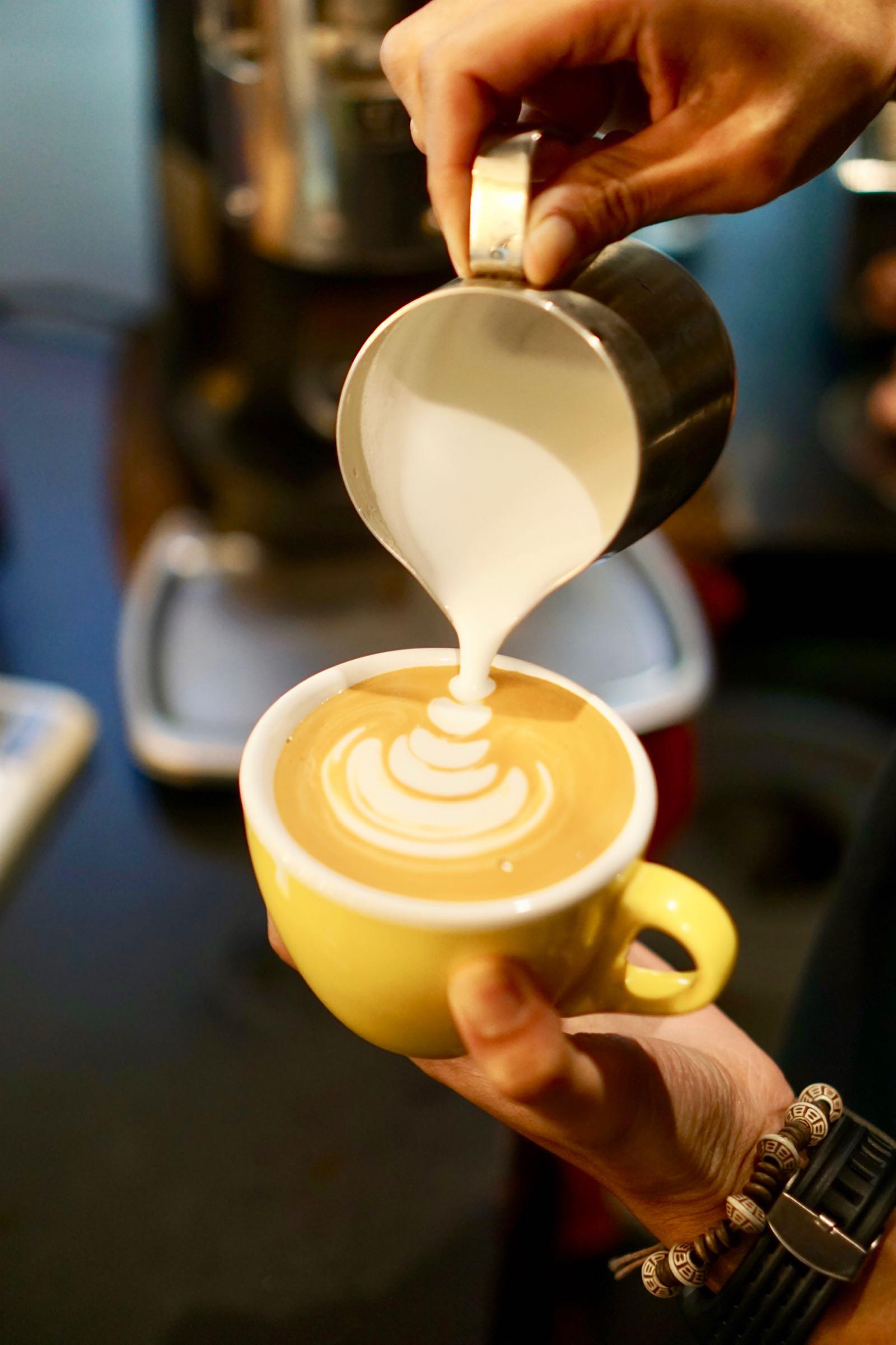 U Coffee Bandung Coffe