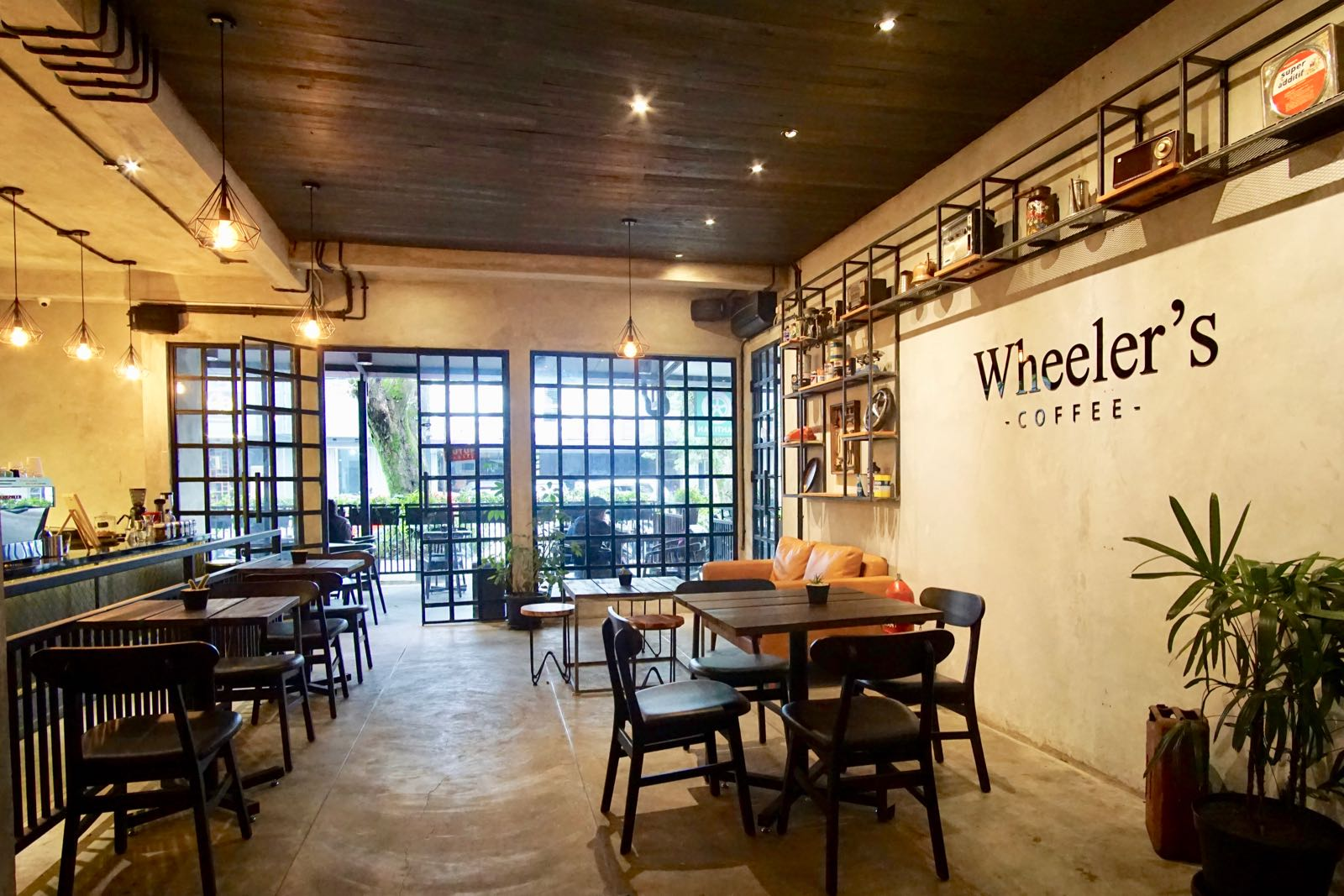 Wheelers Coffee Jalan Veteran
