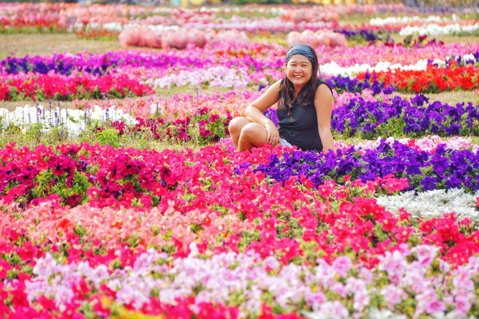 Flower Garden Cijin Island