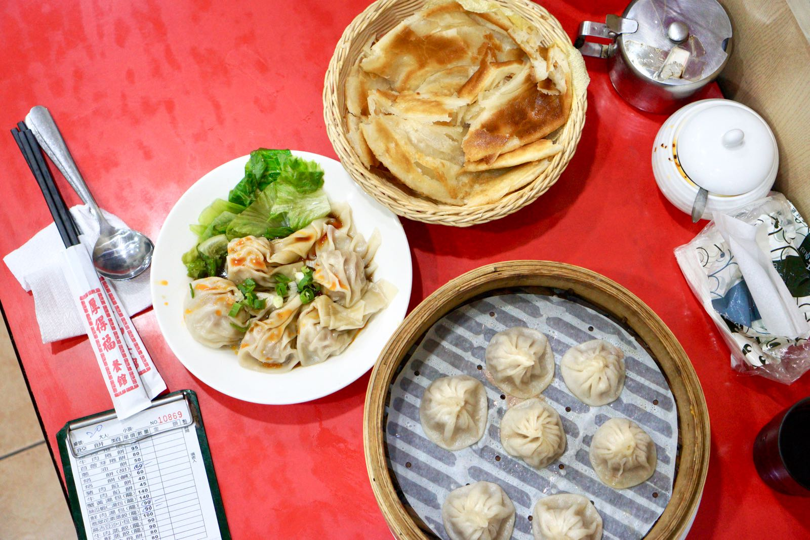 Local Din Tai Fung Kaohsiung