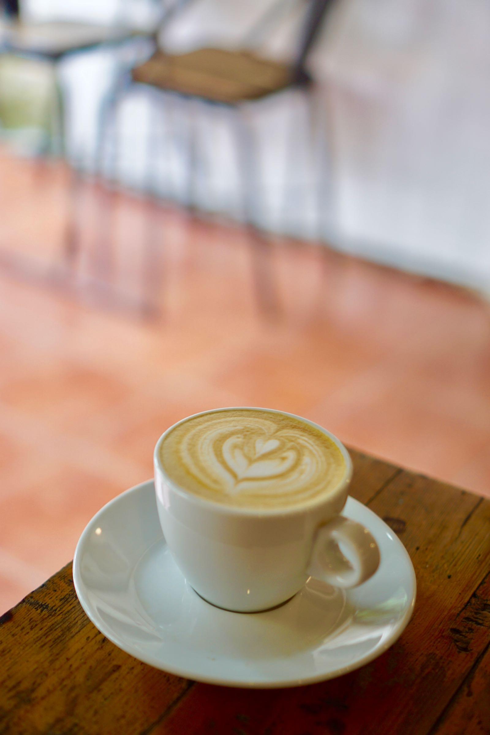 Cappuccino Kedai Juru