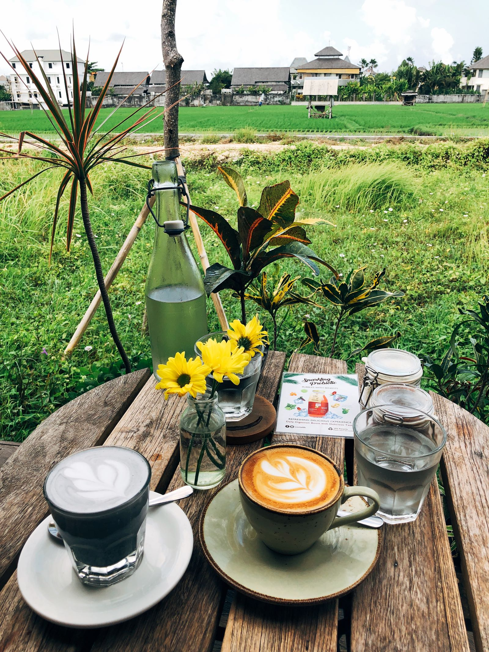 Cinta Cafe Canggu View