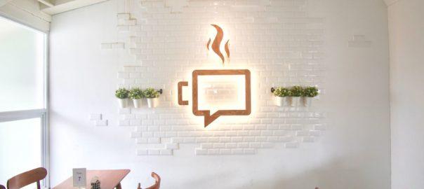 Diskus Cafe Bandung