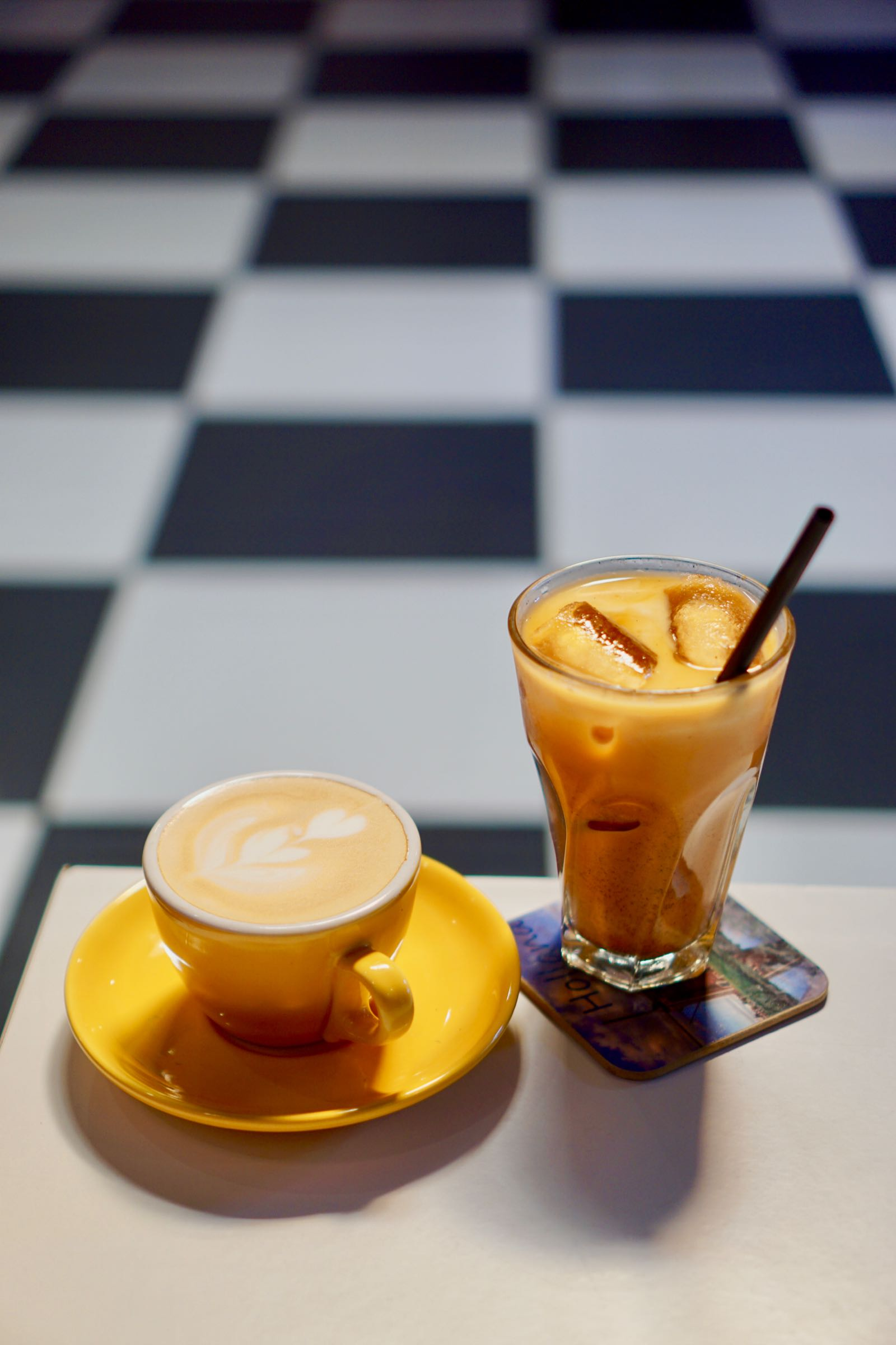 Drinks Sensys Coffee Bandung