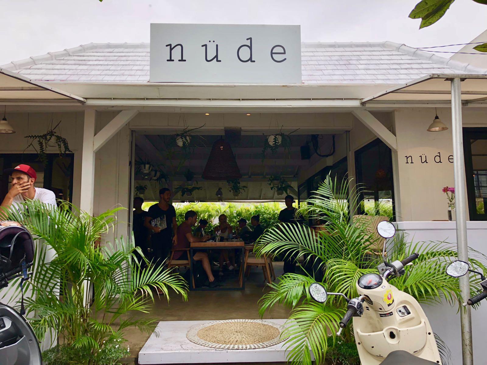 Nude Canggu Exterior