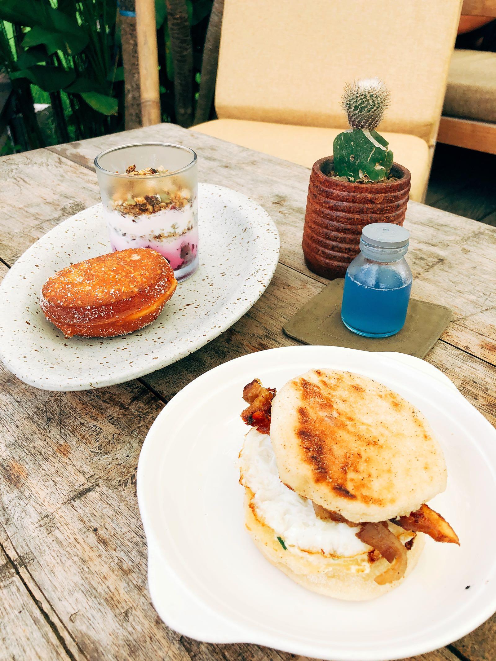 Parachute Canggu Food