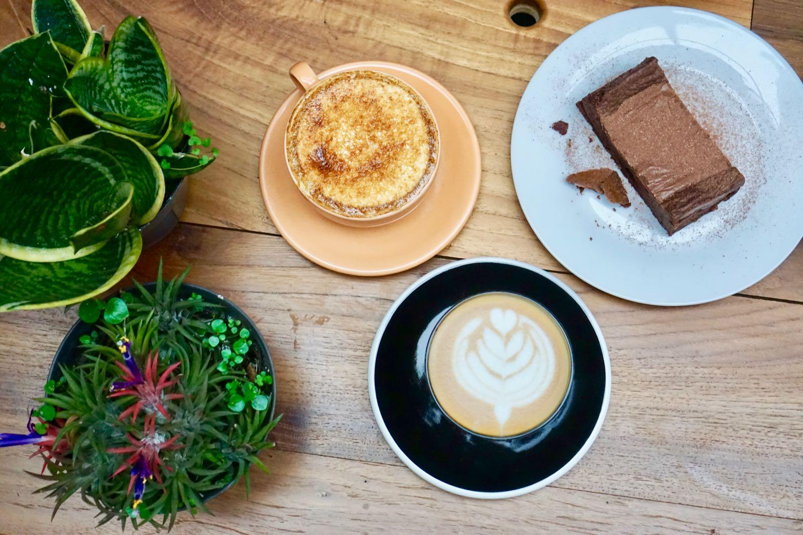 Coffee At Kopi Atim Bandung