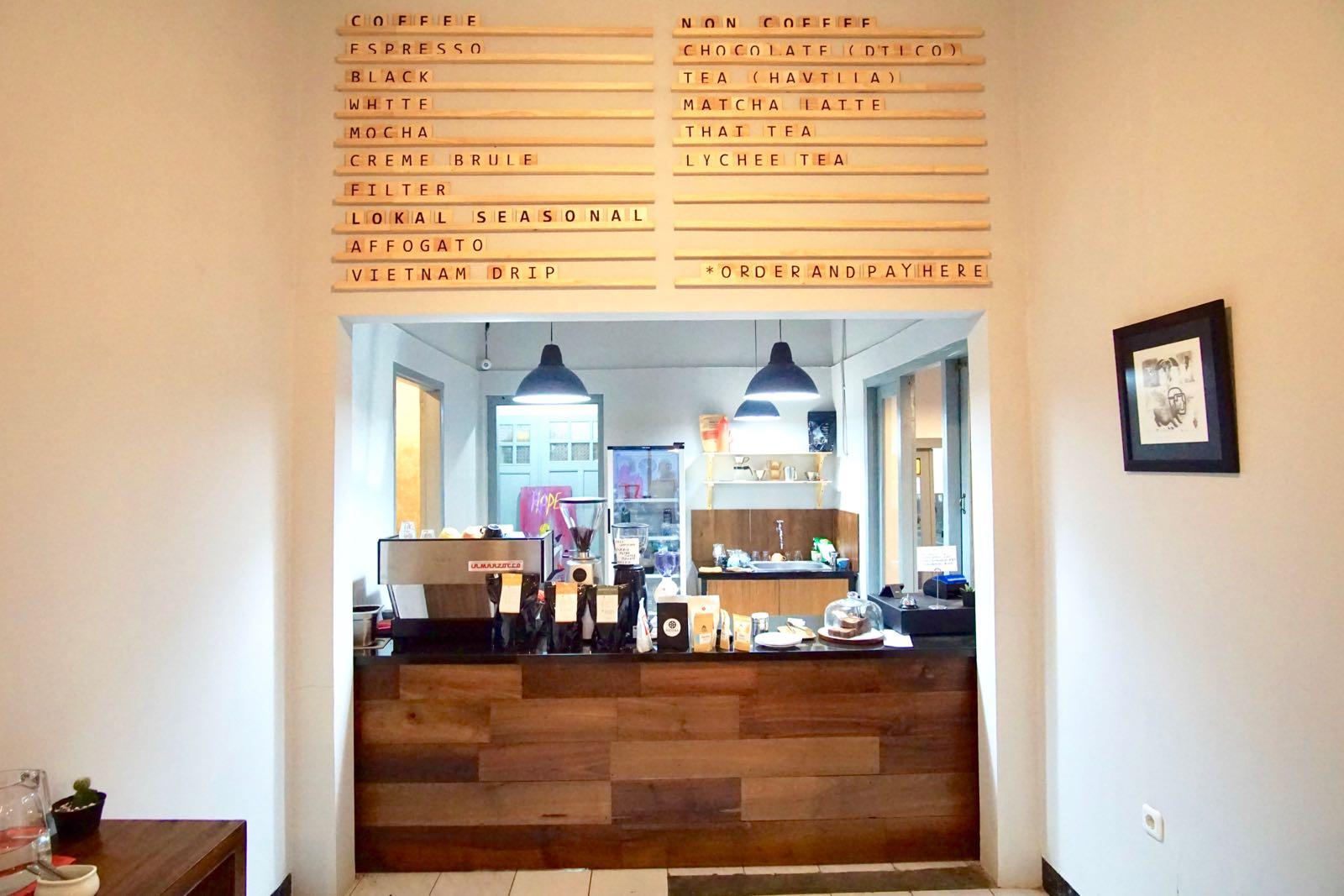Kopi Atim Coffee Shop Bandung