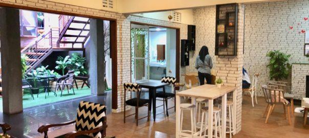 Cozy Cube Bandung Interior