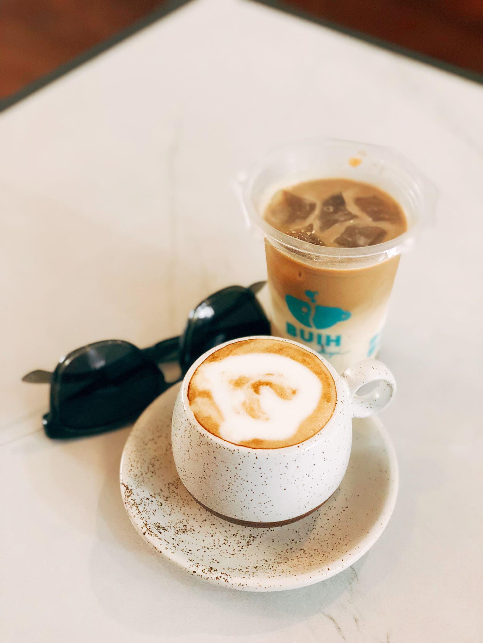 Buih Kopi Bandung Coffee