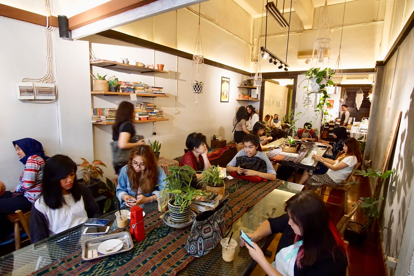 Busiest Coffee Shop In Bandung
