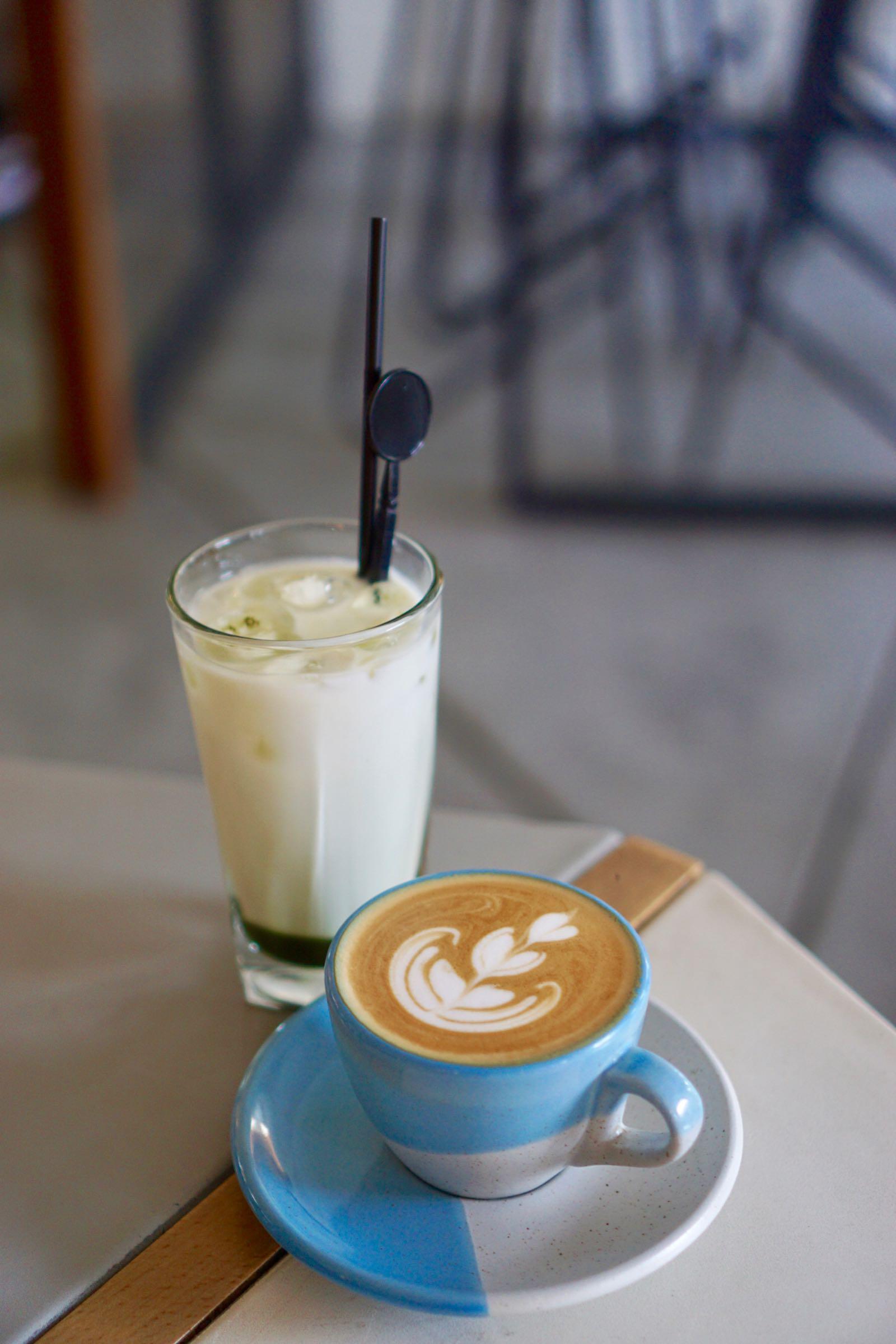 Coffee At Hi Brew Bandung