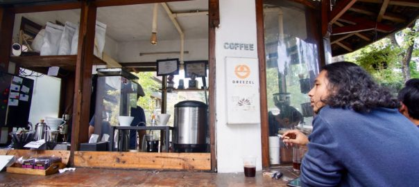 Dreezel Coffee Bandung