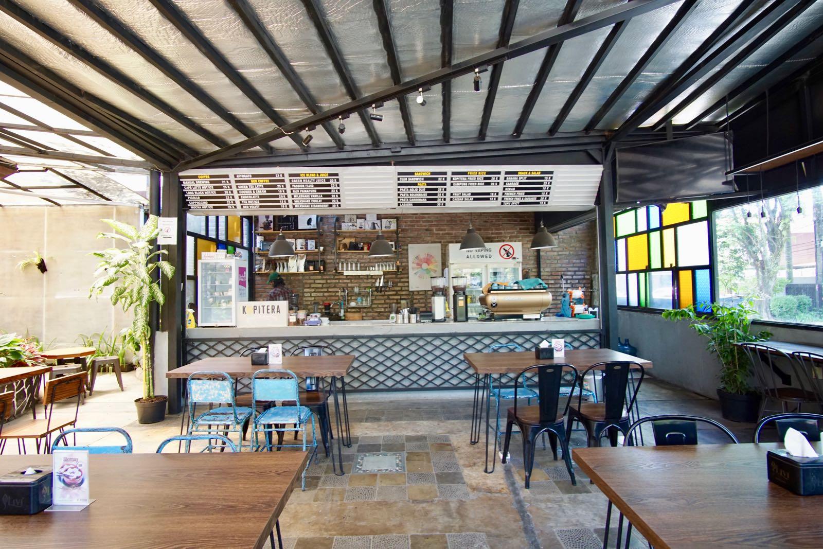 Kopitera Coffeeshop Bandung