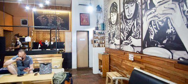 Kudu Ngopi Coffee Shop Bandung