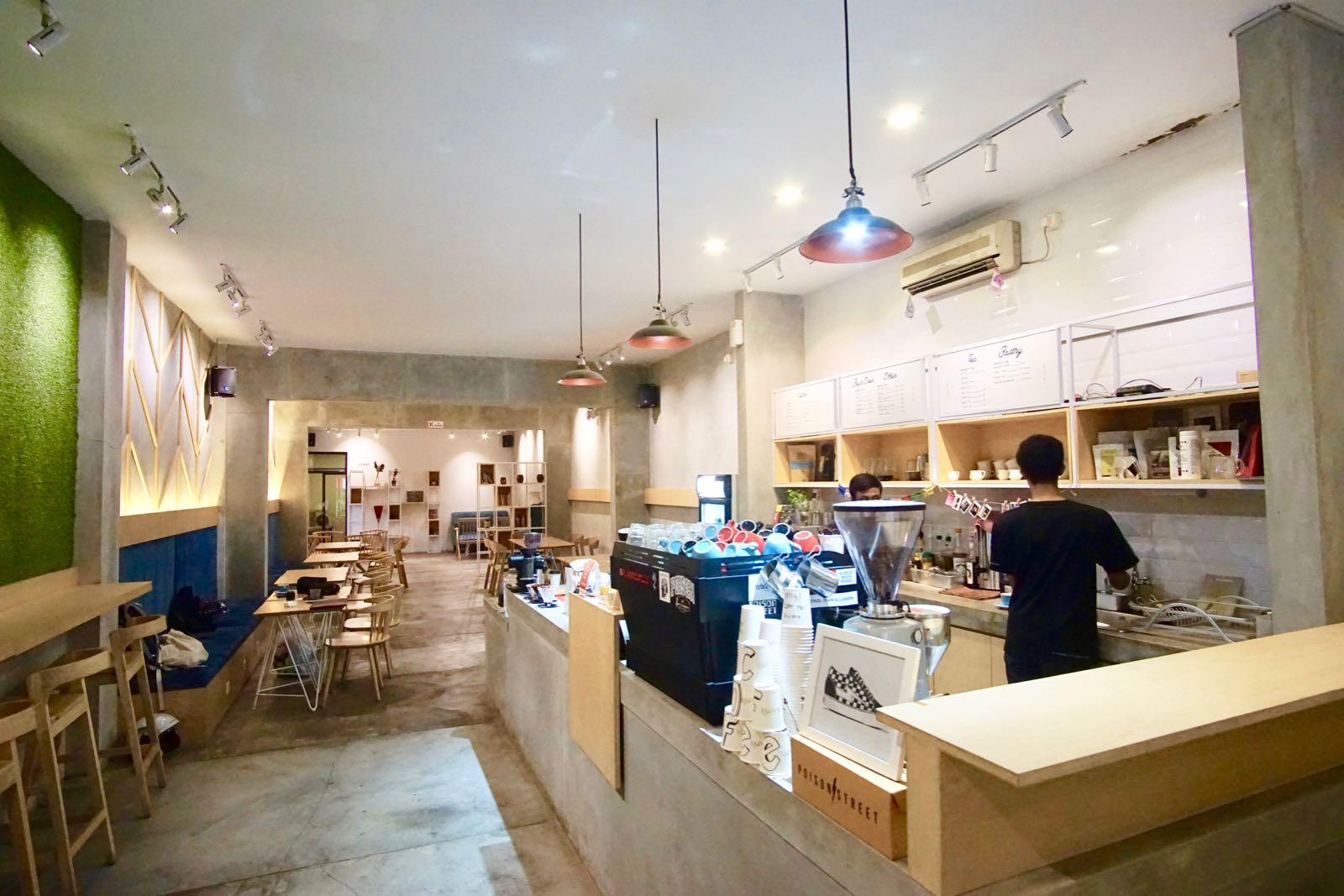Kahve Coffee Shop Bandung