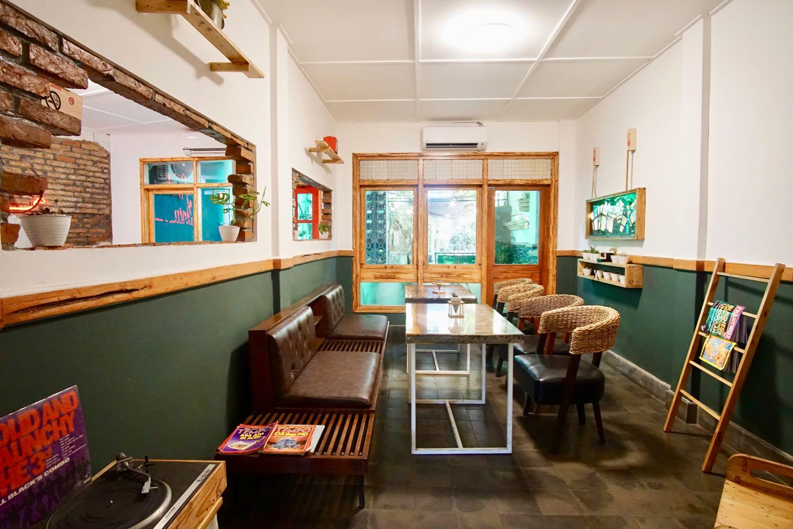 Satu Pintu Cafe Bandung
