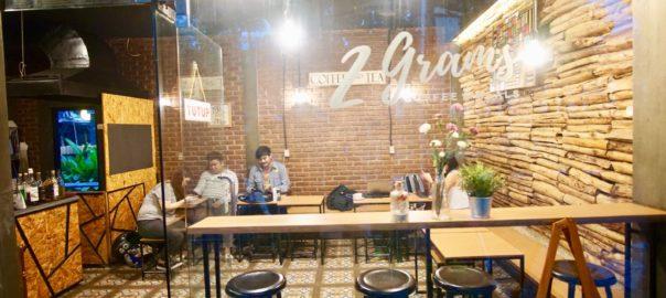 Hangout Spot 2 Grams Bandung