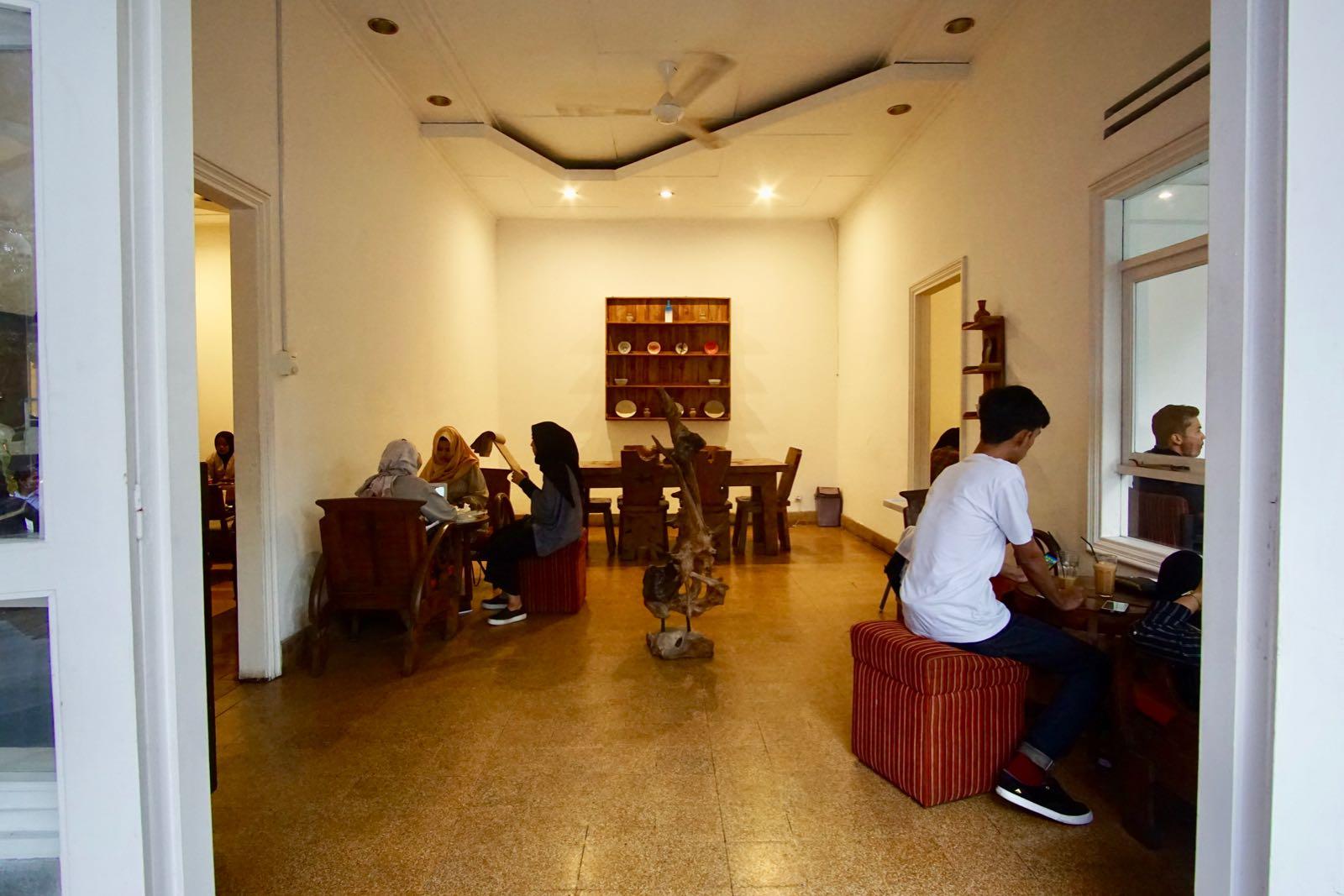 Gajua Kopi Coffee Shop Bandung