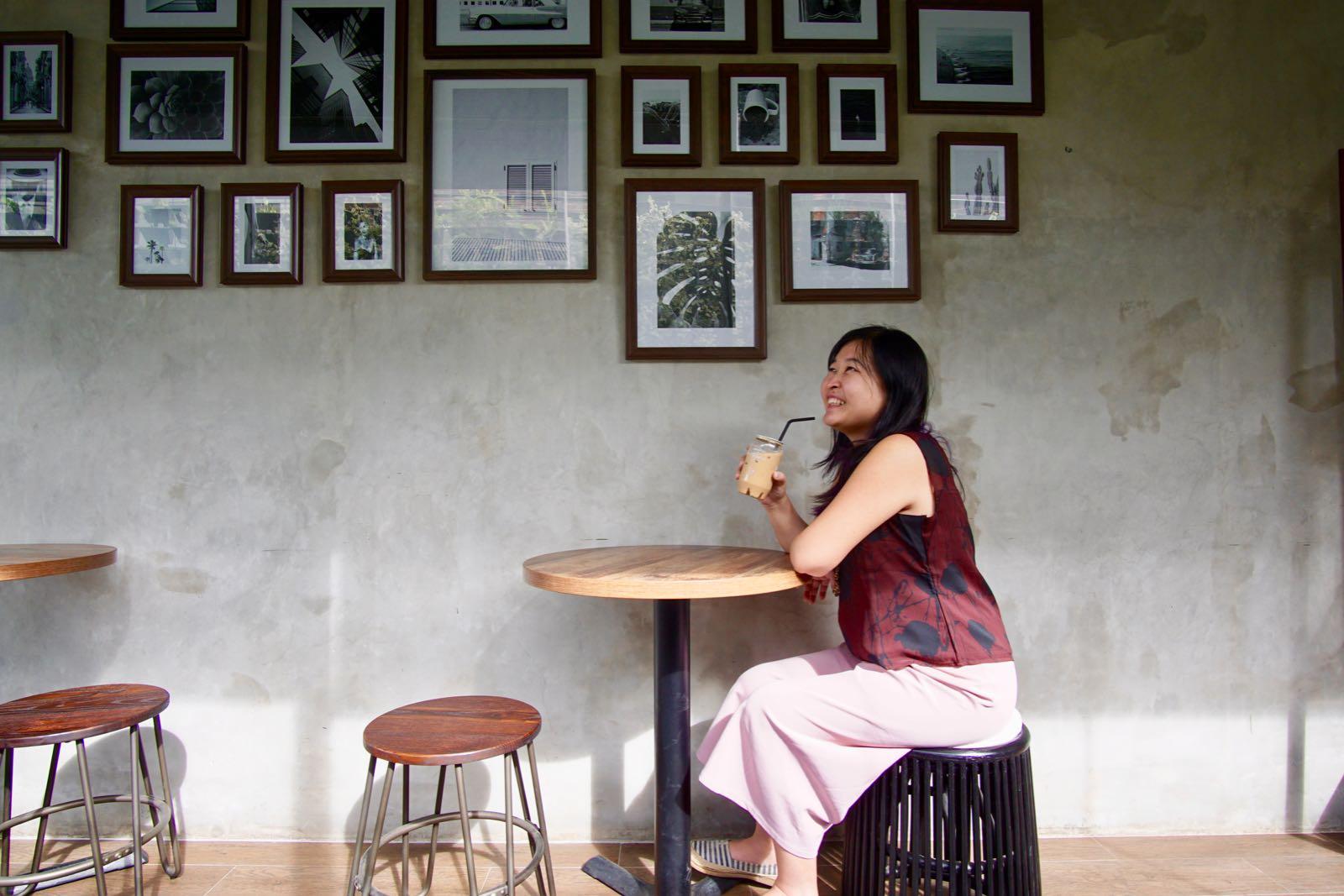 Havana Coffee Shop Bandung