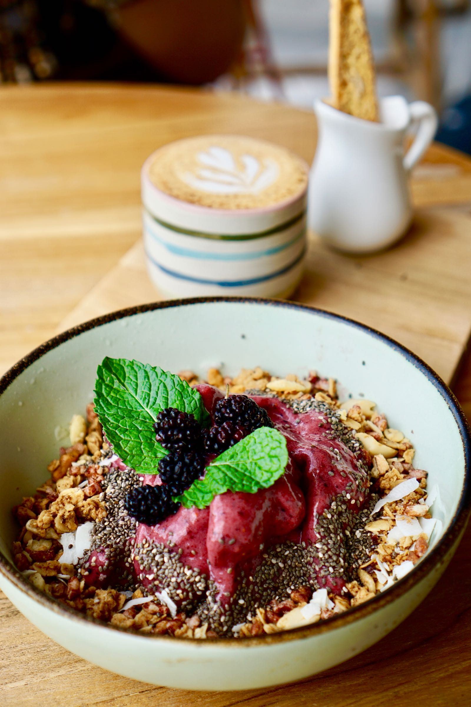 Kinokimi Coffee Bandung Smoothie Bowl