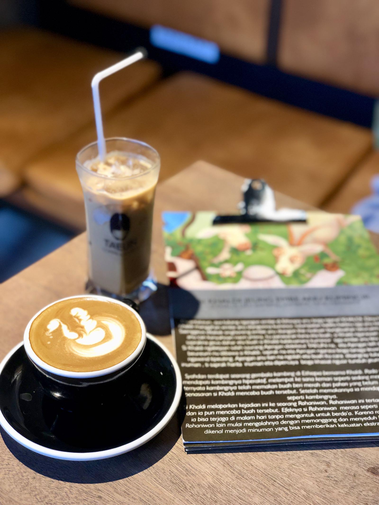 Kopi Di Taeun Coffee