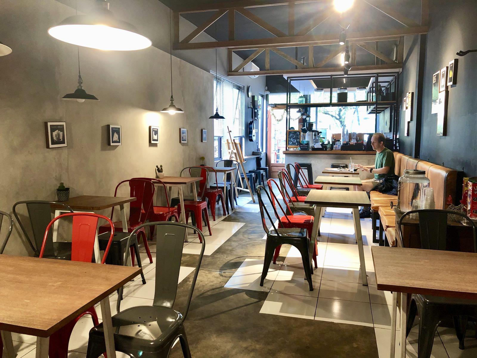 Ngopi Di Taeun Coffee