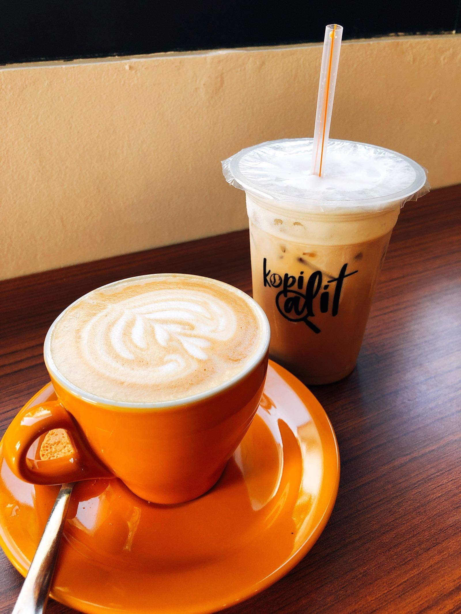 Coffee At Kopi Alit Bandung