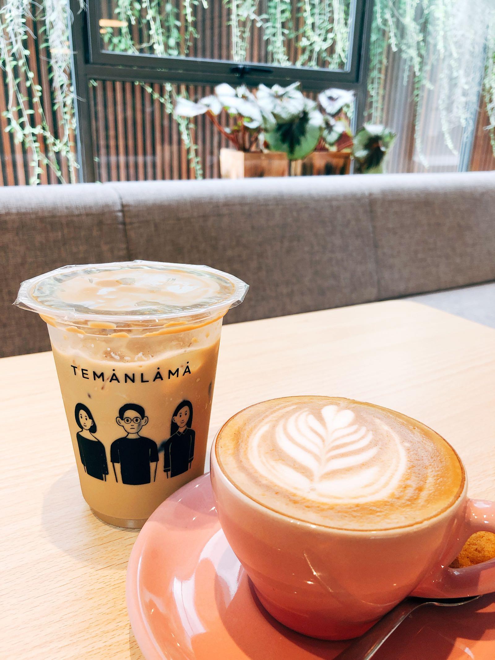 Coffee At Teman Lama