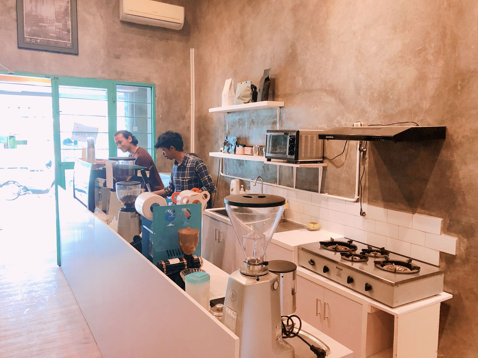 Coffeeshop Bandung Sudut Kopi