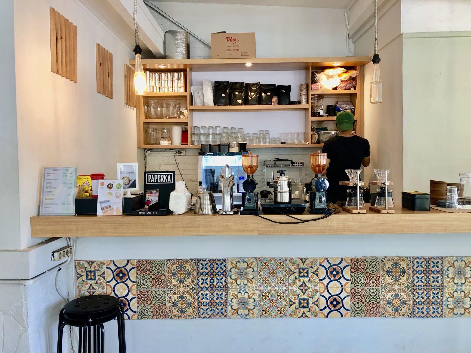 Serantau Coffee Bandung