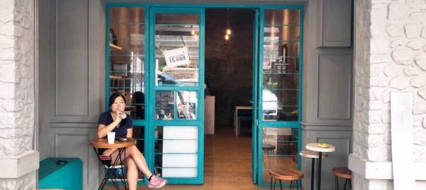 Sudut Kopi Coffee Shop Bandung