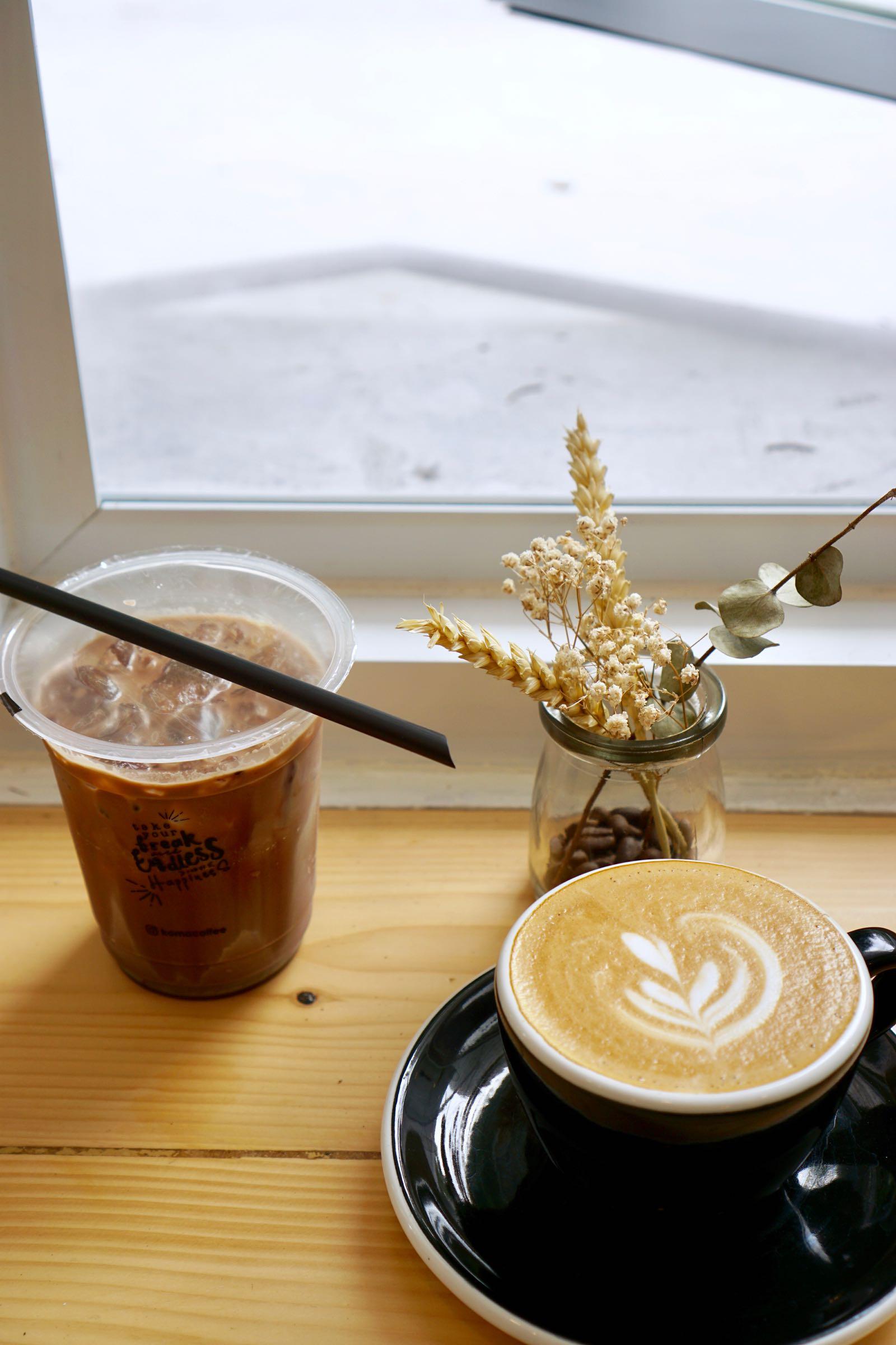 Koma Coffee Bandung Minuman