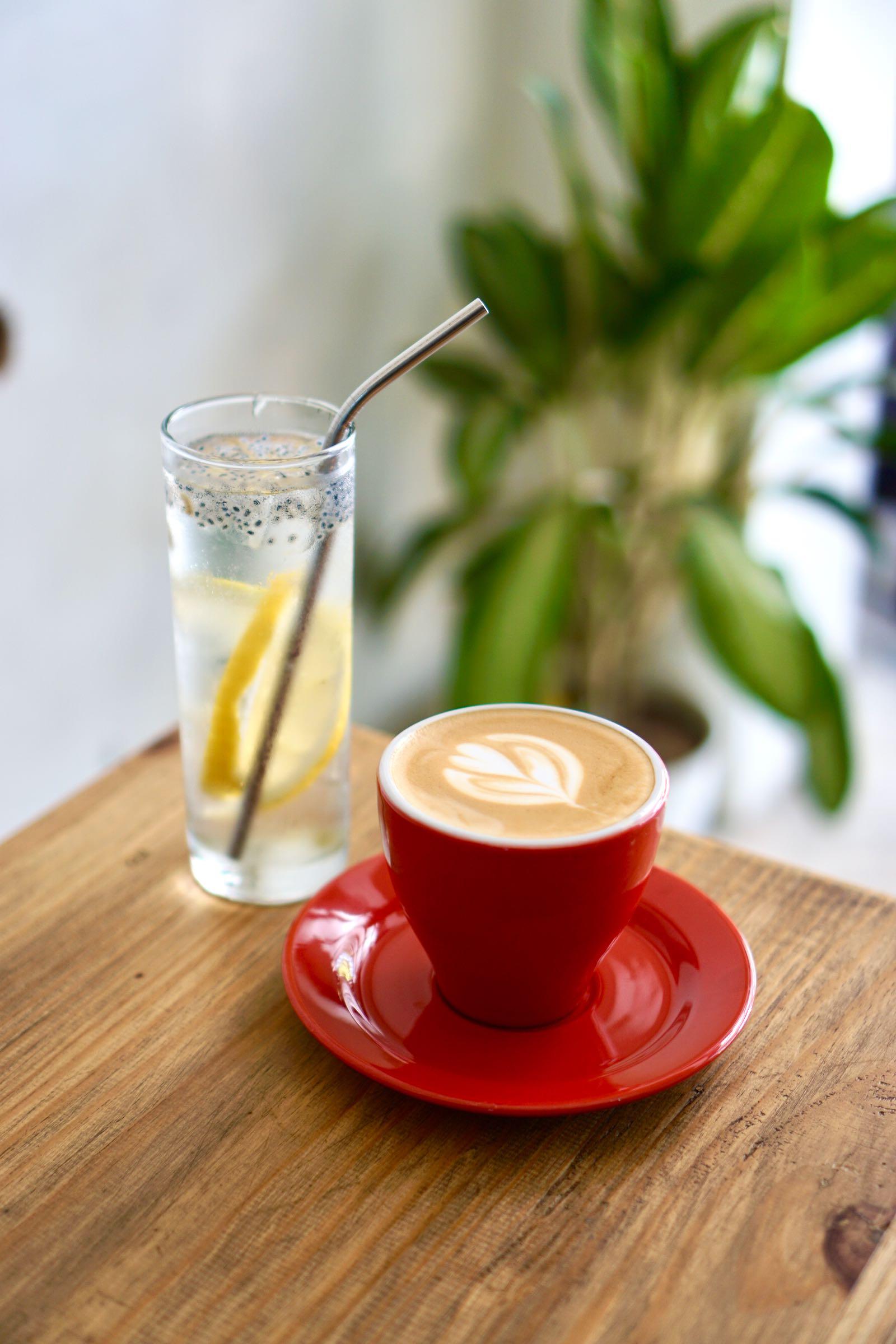 Coffee At Crema Koffie Bandung
