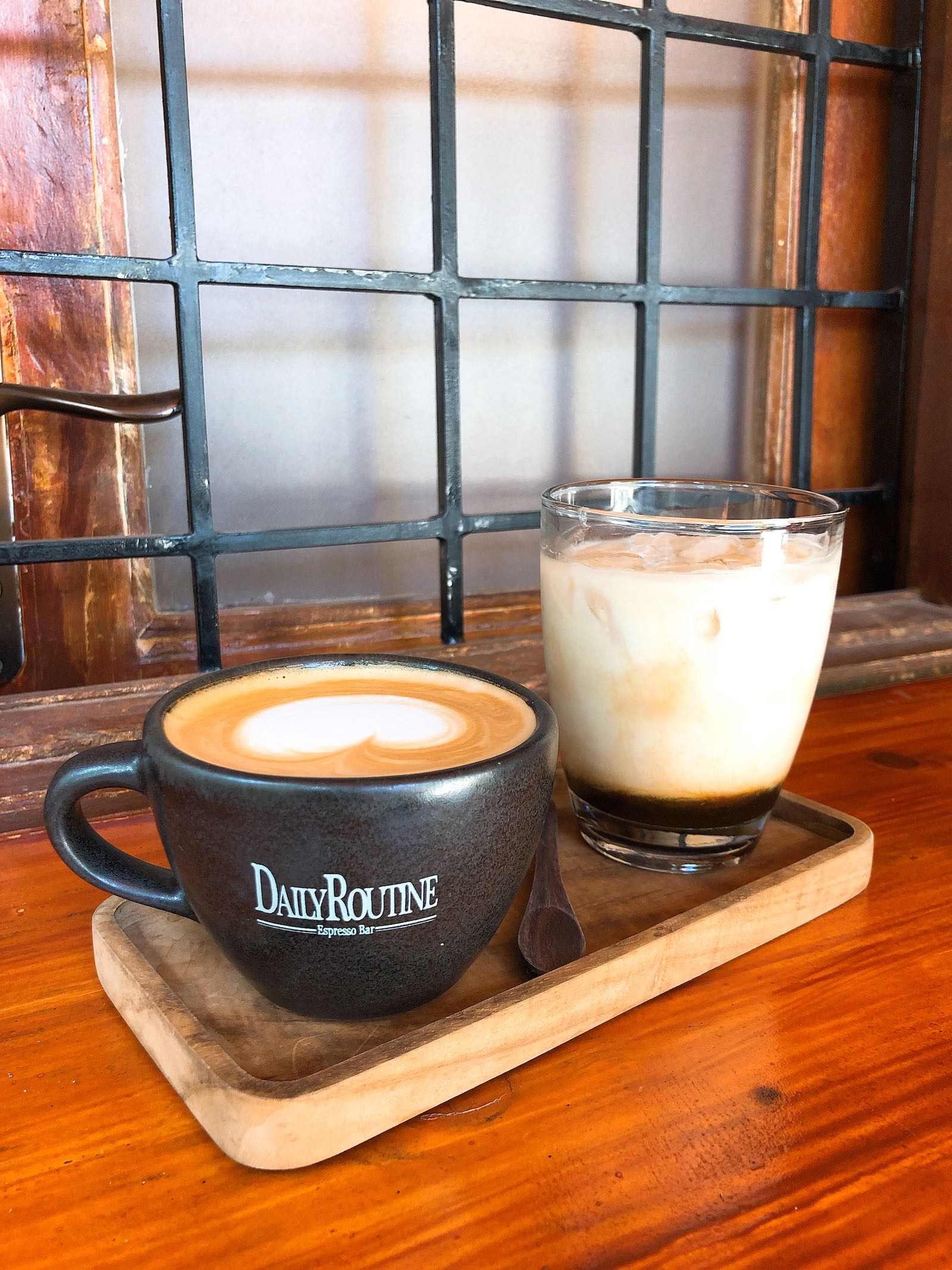 Coffee At Daily Routine Espresso Bar