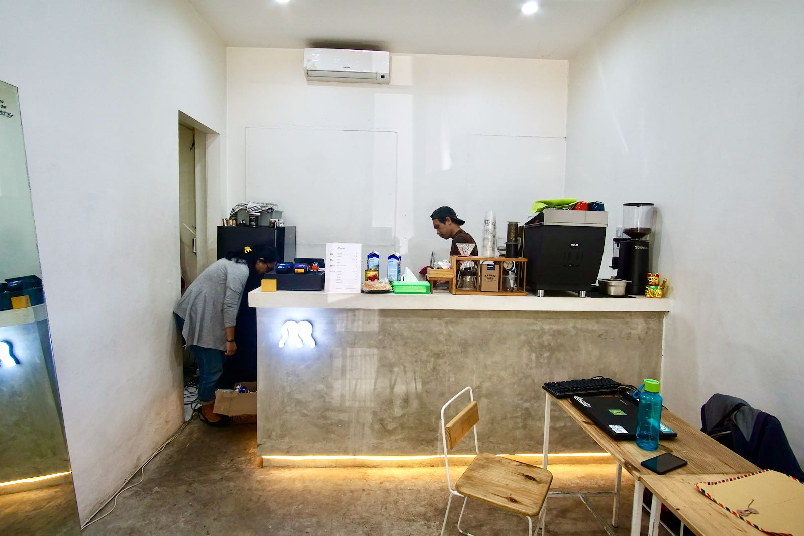 Crema Coffeeshop Bandung