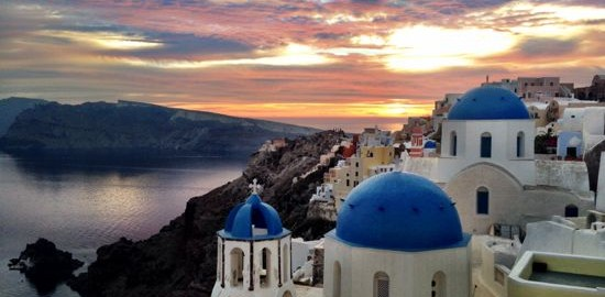 Santorini was more impressive than expected