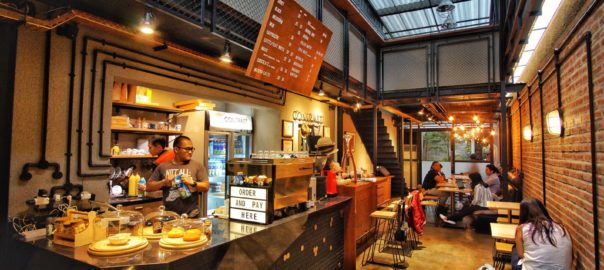 Contrast Bandung serving area
