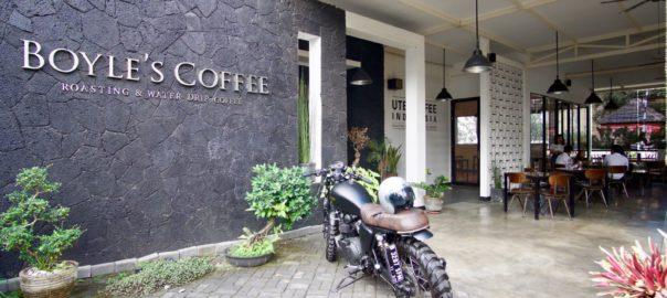 Boyles Coffee Bandung