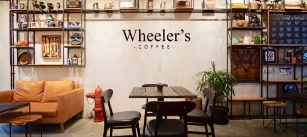 Wheelers Coffee Bandung