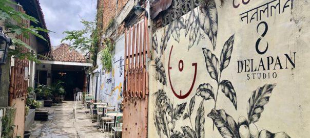 Contou Coffee Shop Bandung