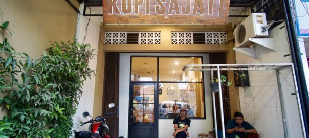 Kopi Sajati Bandung Front
